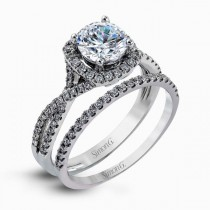 NR468-WS Engagement Ring