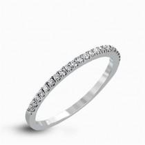 TR585-WB Engagement Ring