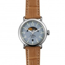 THE RUNWELL MOON PHASE 36mm