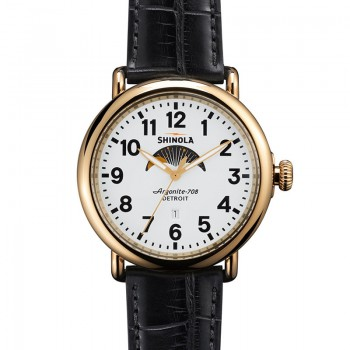THE RUNWELL MOON PHASE 47mm