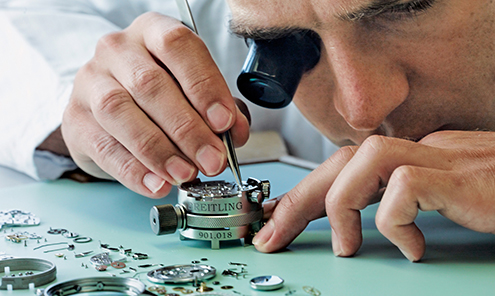 Photo Of Watch Repair From Columbus, Ohio Jewelry Store - Meyers Jewelers