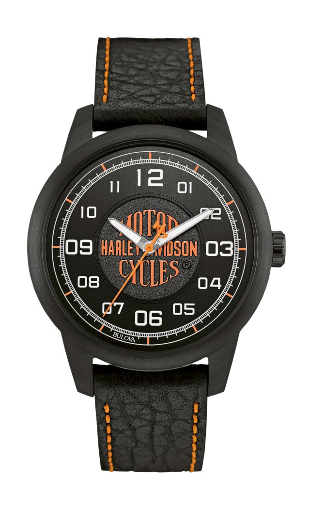 78A116 Harley-Davidson Men's Watch