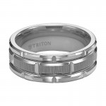 8MM Tungsten Carbide Ring 11-4127C-G.00