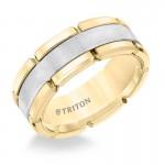 8MM Tungsten Carbide Ring 11-5252YHC-G.00