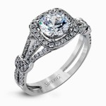 TR418 Engagement Ring