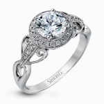TR519 Engagement Ring