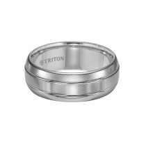 8MM Tungsten Carbide Ring 11-2926C-G.00