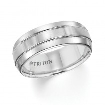 8MM Tungsten Carbide Ring 11-2926HC-G.01