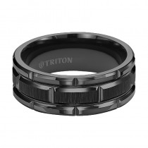 8MM Tungsten Carbide Ring 11-4127BC-G.00