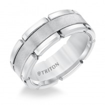 8MM Tungsten Carbide Ring 11-5252HC-G.00