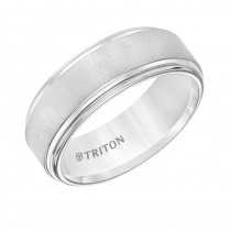 8MM Tungsten Carbide Ring 11-5732HC-G.00