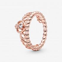 Princess Tiara Crown Ring