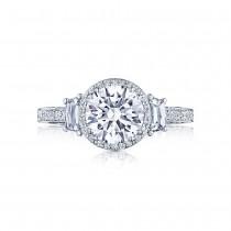 Tacori 2663RD75 Platinum Ladies Dantela Engagement Ring