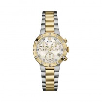 Bulova Diamonds Maiden Lane 98R209