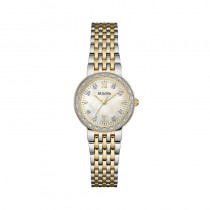 Bulova Diamonds Maiden Lane 98R211
