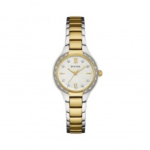 Bulova Diamonds Maiden Lane Collection 98R221