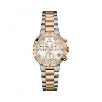 Bulova Diamonds Maiden Lane Collection 98W210