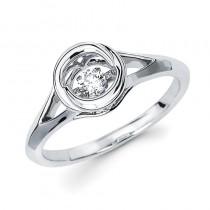 Shimmering Diamonds® Circle Ring SD14F81