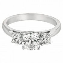 Martin Flyer Our Destiny Our Dreams Engagement Ring DERT01SQ-F-6.5RD