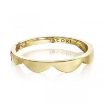 Crescent Coronet Ring
