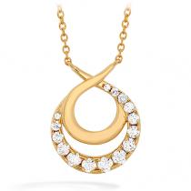 Optima Double Circle Necklace
