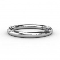 This beautiful wedding band is designed to match engagement ring style S3281