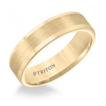 6MM Tungsten Carbide Ring 11-2117YC-G.00