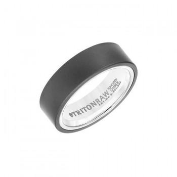 9MM Tungsten Raw Ring 11-RAW0102HC9-G.00