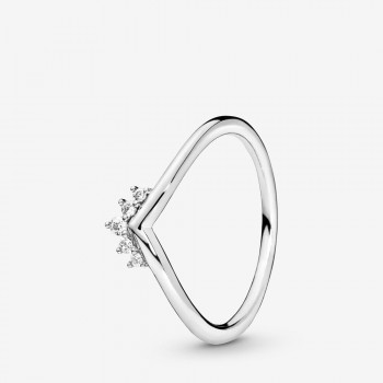Tiara Wishbone Ring