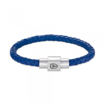 T89 Braided Leather Bracelet