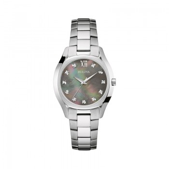 Bulova Diamonds Maiden Lane 96P158