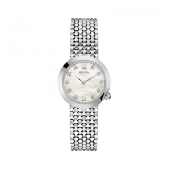 Bulova Diamonds Maiden Lane Collection 96P163