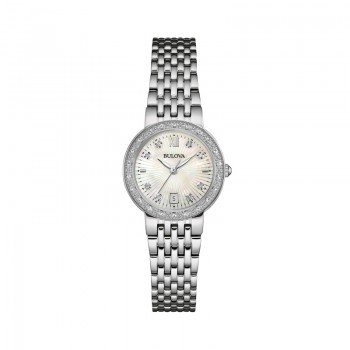 Bulova Diamonds Maiden Lane 96R203