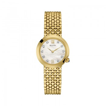Bulova Diamonds Maiden Lane Collection 97P114