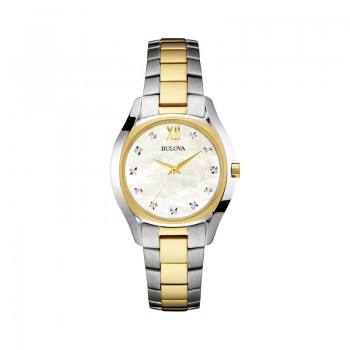 Bulova Diamonds Maiden Lane 98P145