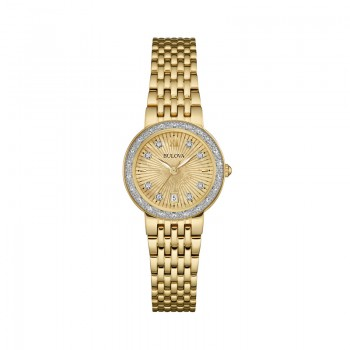 Bulova Diamonds Maiden Lane 98R212