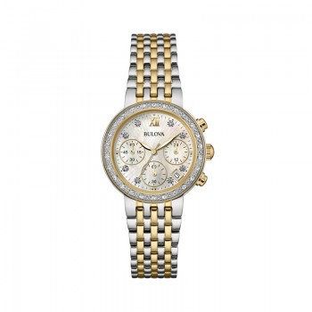 Bulova Diamonds Maiden Lane 98R214