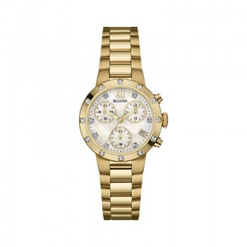 Bulova Diamonds Maiden Lane 98R216