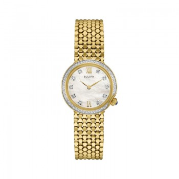 Bulova Diamonds Maiden Lane Collection 98R218