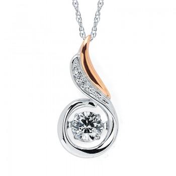 Shimmering Diamonds® Pendant SD15P17