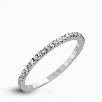 TR585-WB Engagement Ring
