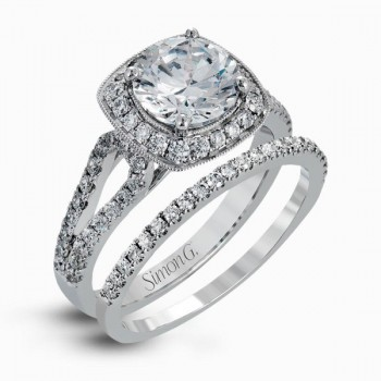 TR585-WS Engagement Ring