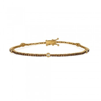 14K Honey Gold® Bracelet