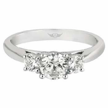 Martin Flyer Our Destiny Our Dreams Engagement Ring DERT01XSQ-F-6.0RD