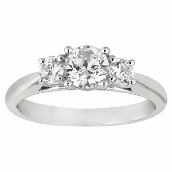 Martin Flyer Our Destiny Our Dreams Engagement Ring DERT01XSQ-F-6.5RD