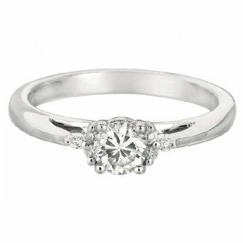 Martin Flyer Our Destiny Our Dreams Engagement Ring DERT05XSQ-F-4.7RD