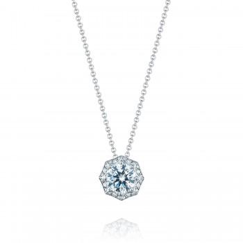 Petite Crescent Pendant Necklace fp804rd65