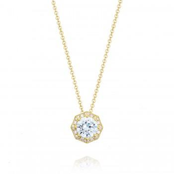 Petite Crescent Pendant Necklace fp804rd65y