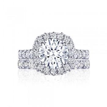 HT2653CU9 Platinum Tacori RoyalT Engagement Ring