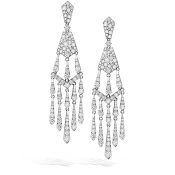 Triplicity Tassel Drop Earrings